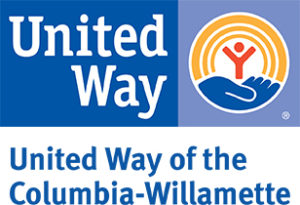 United Way of the Columbia-Willamette logo